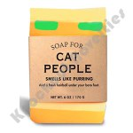 Cat People Soap