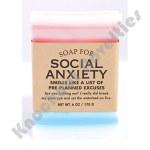 Social Anxiety Soap