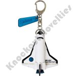 Mr. Yupychil Space Rocket Key Light, Blue