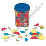 200 Piece Magnetic Pattern Block