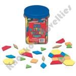200 Piece Magnetic Pattern Block