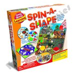 Spin-A-Shape