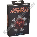 7 Metal Mythical Dice Set