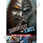 Bigfoot Vs. Yeti Battle Of The Cryptids