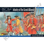 Black Powder: Marlboroughs Wars Grand Alliance Infantry