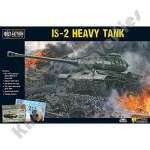 Bolt Action: Soviet Is-2 Heavy Tank (Plastic)