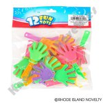 "(144 Pack) 3"" Hand Clappers"