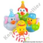 (Dozen) Carnival Rubber Duckies