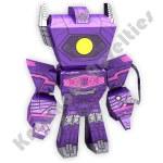 Metal Earth - Shockwave - Transformers
