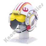 Metal Earth - Luke Skywalker Helmet - Star Wars