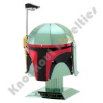 Metal Earth - Boba Fett Helmet - Star Wars