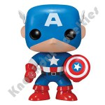 POP Marvel : Captain America