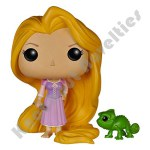 POP Disney: Tangled - Rapunzel & Pascal
