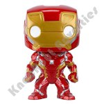 POP Marvel: Cap America 3 - Iron Man