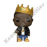 POP Rocks: Music - Notorious B.I.G. Crown (No Glas
