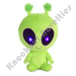 "8"" Light Up Green Alien - Twitch"