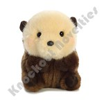 "5"" Rolly Pet Sea Otter - Smiles"