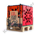 Mefferts Brainteaser XXL Gear Cube