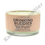 Drinking Buddies Candle
