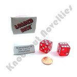 Dice: Loaded Dice (Pair)