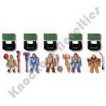 Mega Construx: Heroes Battle Of Eternia Collection