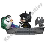 POP Movie Moment: Batman 80th - Batman and Joker (