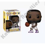 POP NBA: Lakers - Lebron James (White Uniform)