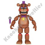 Action Figure: Five Nights At Freddys Pizza Simulator - Rockstar Freddy