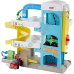 Fisher-Price - Little People - Helpful Neighbor'S Garage