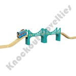 Fisher-Price - Thomas and Friends Wood Bridge Track Pack
