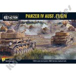 Bolt Action: German Panzer IV Ausf. F1/G/H Medium Tank