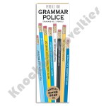 Grammar Police - Pencils