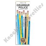 Grammar Police - Pencils
