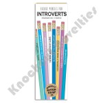 Introverts - Pencils