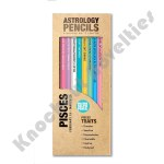 Astrology Pisces - Pencils