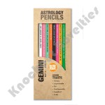 Astrology Gemini - Pencils
