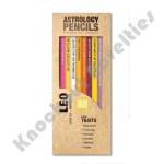 Astrology Leo - Pencils