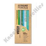 Astrology Virgo - Pencils