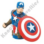 Bust Bank - Avengers Classic - Captain America