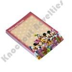 Notepad - Mickey Gang - Pink