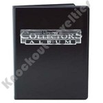 Binder: 4pkt: Portfolio: Collectors Black