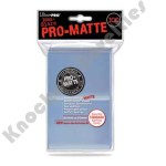 Deck Protector: PRO Matte Clear (100)