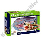 4D Great White Shark