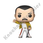 POP Rocks: Queen - Freddy Mercury Wembley 1986