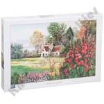 1000 Piece Puzzle: Floral Paradise