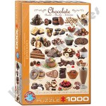 1000 Piece Puzzle - Chocolate