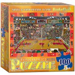 100 Piece Kids Puzzle - Basketball - Spot & Find
