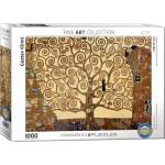 1000 Piece Puzzle - Tree of Life by Gustav Klimt