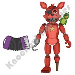 Action Figure: Five Nights At Freddy's PizzaSim-Rockstar Foxy