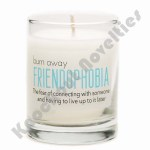 FRIENDOPHOBIA Candle